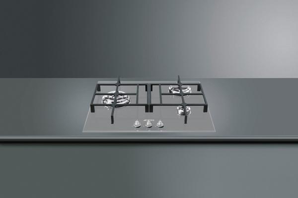 Table de cuisson smeg pv163s - Table de cuisson smeg ...