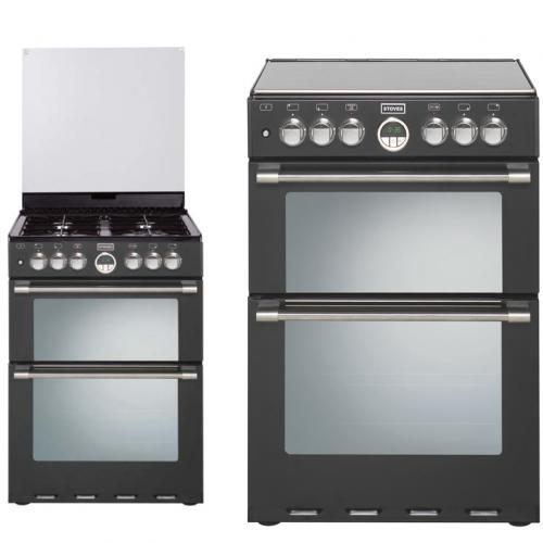 cuisson stoves pstergw60dfblk. Black Bedroom Furniture Sets. Home Design Ideas